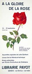 Anonym - A la glorie de la rose