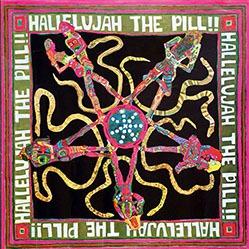 Trepper Mari - Psychedelic poster