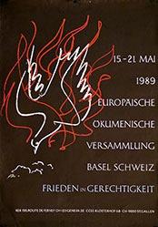 Erni Hans - Europäische ökumenische