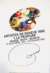 Anonym - Artistes de Genève