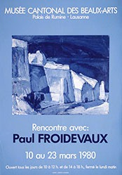 Anonym - Paul Froidevaux