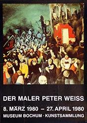 Anonym - Der Maler Peter Weiss