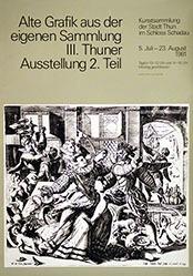 Kunz Marcel - Alte Grafik aus der eigenen Sammlung
