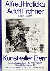 Ulli Pierre - Alfred Hrdlincka / Adolf Frohner