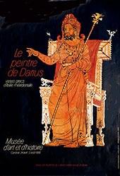 Pfirter Jean - Le peintres de Darius