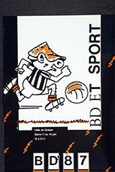 Anonym - B D  et le Sport