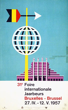 Vantypeco Création - 31e Foire internationale Jaarbeurs Bruxelles