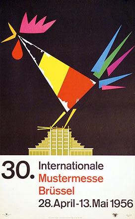 Vantypeco Création - 30. Internationale Mustermesse Brüssel