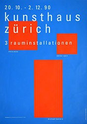 Baviera Michael - 3 Rauminstellationen