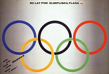 Anonym - 50 lat pod olympijska flaga