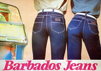 Anonym - Barbados Jeans