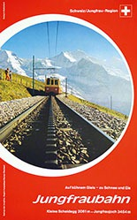 Anonym - Jungfraubahn