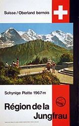 Anonym - Région de la Jungfrau