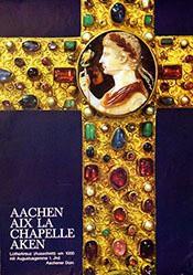 Anonym - Aachen aix la chapelle Aken
