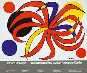 Calder Alexander - Univers