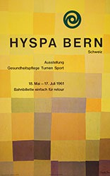 Brun Donald - Hyspa Bern