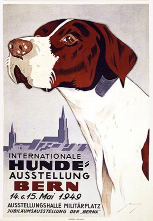Bieber Armin - Internationale Hundeausstellung