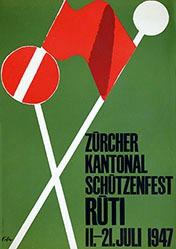 Keller Ernst - Zürcher Kantonal Schützenfest