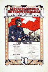 Mock Karl Fritz - Eidg. Unteroffiziersfest