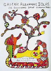 De Saint Phalle Niki - Le rêve de Diane