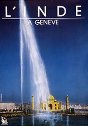 Publipartner - L'Inde à Genève