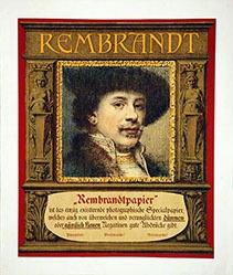 Anonym - Rembrandtpapier
