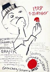 Anonym - Triennale für Originalgraphik