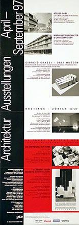 Anonym - Architektur Ausstellungen