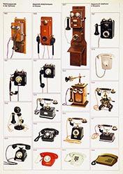 Anonym - Telefonapparate in der Schweiz