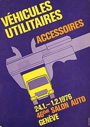 Anonym - 46ème Salon Auto Genève