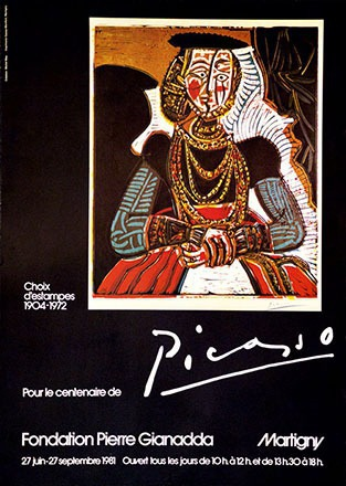 May Michel - Pablo Picasso
