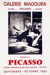 Anonym - Hommage à Pablo Picasso