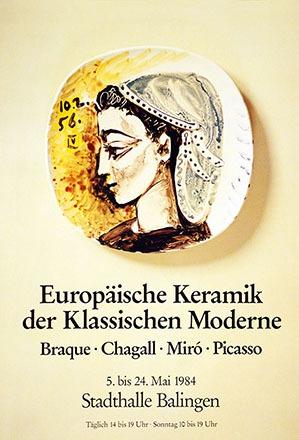 Anonym - Europäische Keramik