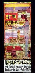 Anonym - Friedensreich Hundertwasser