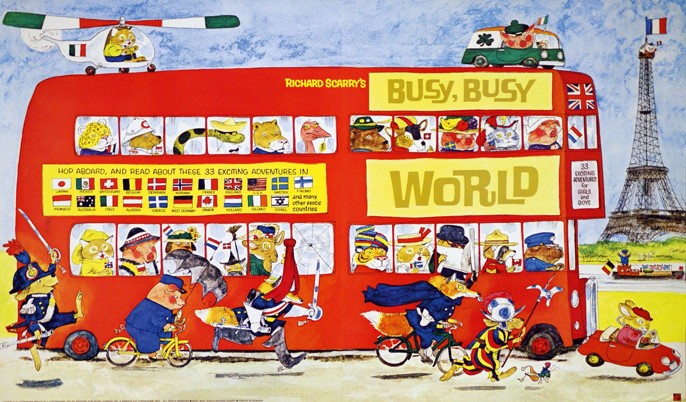 richard scarrys what do people do all day pdf