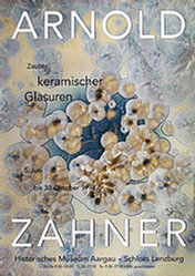 Stocker Ronny - Arnold Zahner - Keramische Glasuren