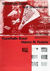 Anonym - Rolf Winnewisser / Helmut M. Federle