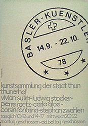 Graber-Kirchhofer Nell - Basler Künstler