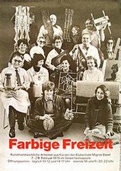 Schnetz Peter - Farbige Freizeit