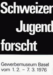 Anonym - Schweizer Jugend forscht