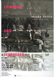 Weiersmüller / Bosshard / Grüninger - Erinnern und Vergessen