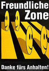Anonym - Freundliche Zone