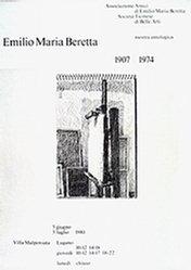 Anonym - Emilio Maria Beretta