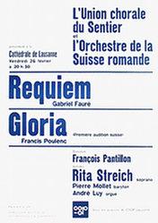 Anonym - Requiem Gloria