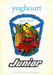 Anonym - Yoghourt Junior