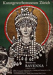 Honegger-Lavater Gottfried - Mosaiken aus Ravenna