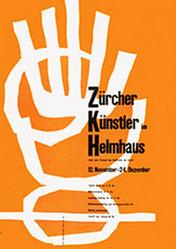 Leuppi Leo - Zürcher Künstler im Helmhaus