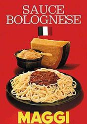 Farner Rudolf Werbeagentur - Maggi Sauce Bolognese