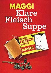 Farner Rudolf Werbeagentur - Maggi Klare Fleischsuppe