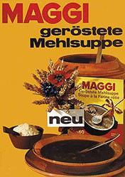 Farner Rudolf Werbeagentur - Maggi Mehlsuppe